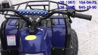 Обзор квадроцикла Comman ATV 125 Hamer
