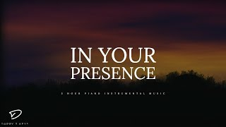 In Your Presence - 3 Hour Piano Music | Prayer Music | Meditation Music | Healing Music | Soft Music