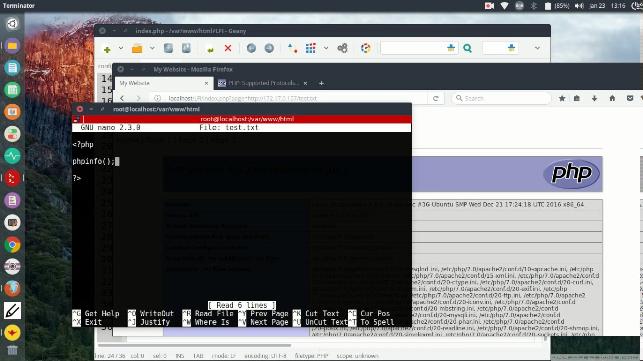 Tutorial 24 web php remote file inclusion rfi youtube tutorial 24 web php remote file inclusion rfi baditri Gallery