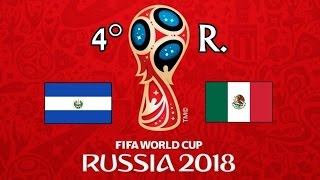 EL SALVADOR v. MÉXICO - CONCACAF 2018 FIFA World Cup - GRUPO A
