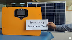 DIY: How to Install Off-grid or Hybrid Solar Inverter with Panels in India