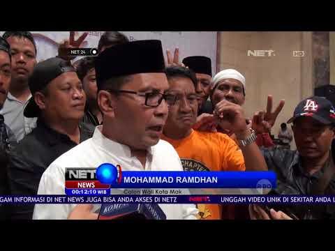 Calon Walikota Makassar Kalah Dari Kolom Kosong -NET24