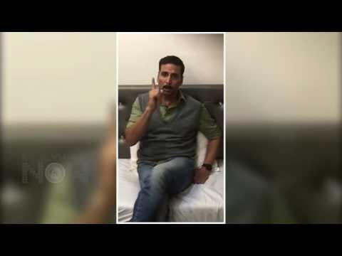 WATCH Akshay Kumar's POWERFUL Message on India Pakistan War, Uri Attacks