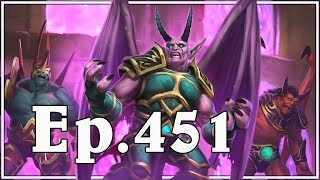 Funny And Lucky Moments - Hearthstone - Ep. 451
