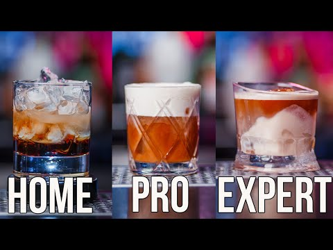 How To Make White Russian Cocktail Home | Pro | Expert
