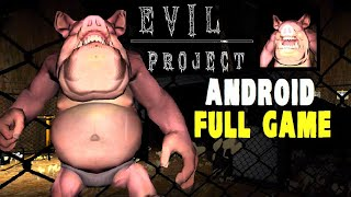 Good Evil Project Horror Game Alternatives
