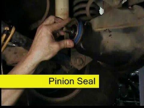 Systèmes de transmission Outer Pignon Seal Dana 44 Jeep Grand Cherokee WJ 1999-2001 Auto, moto – pièces, accessoires