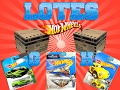 Hot Wheels | Lote G y H | Hot wheels Case G & H 2017