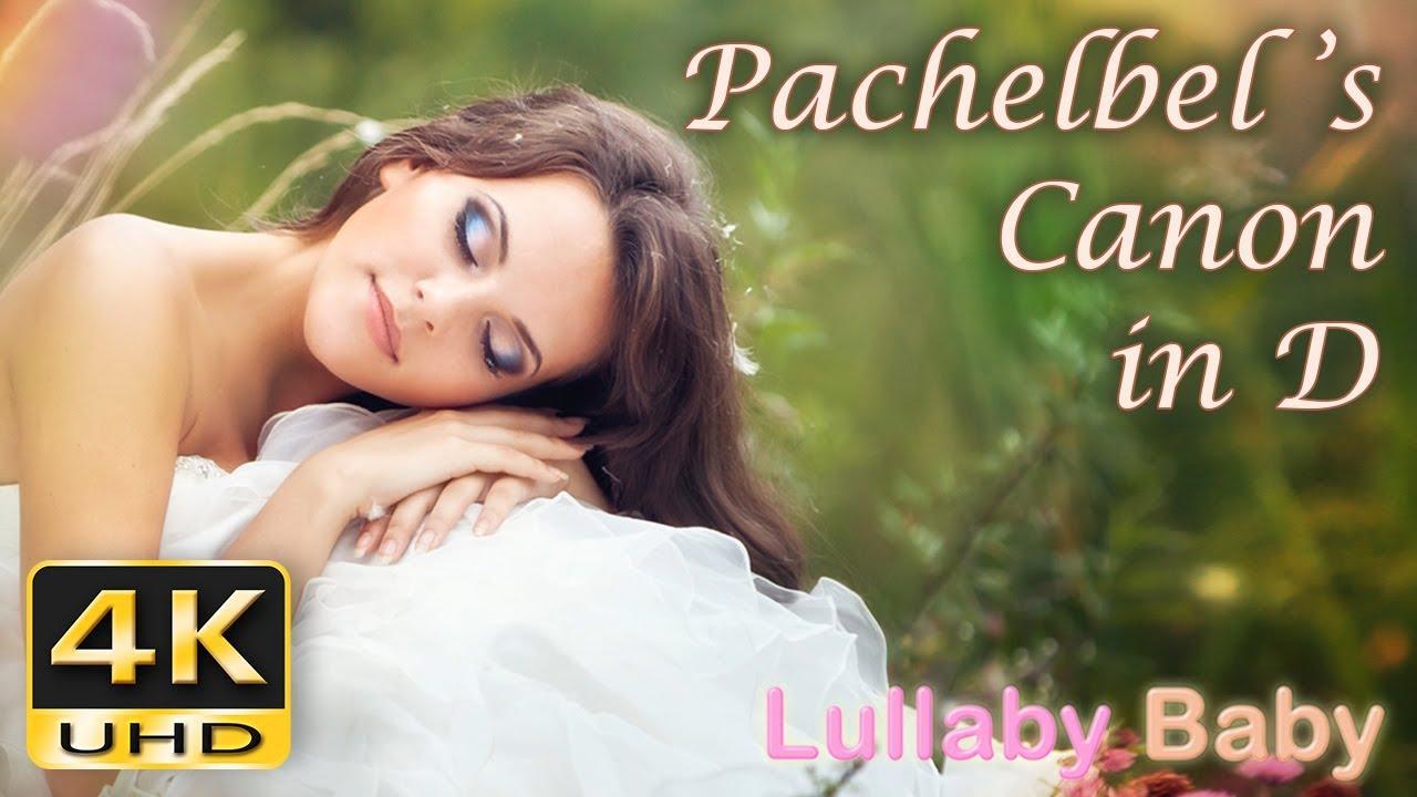 Pachelbel CANON IN D 4K UHD PACHELBELS Wedding Entrance Relaxing Music