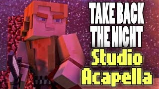 Take Back the Night - TryHardNinja STUDIO ACAPELLA (Vocals Only)