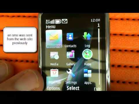 Nokia 6700 Classic - How to install backup and restore application
