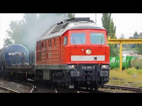 ESU Diesellok Baureihe 232 Ludmilla