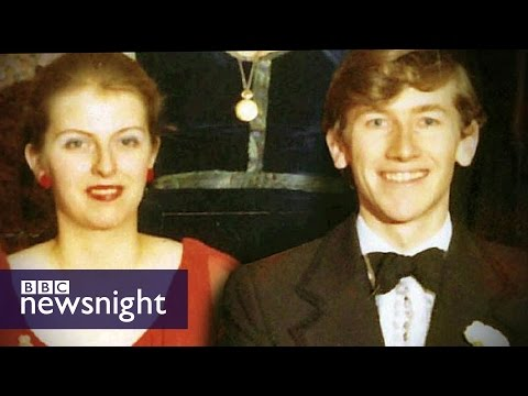 'A marriage of equals': Profile of Philip May - BBC Newsnight