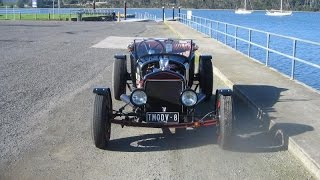 1926 Model T Hotrod 1 Dave Hunter