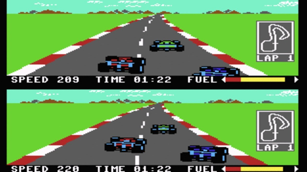 Top 10 Commodore 64 Games