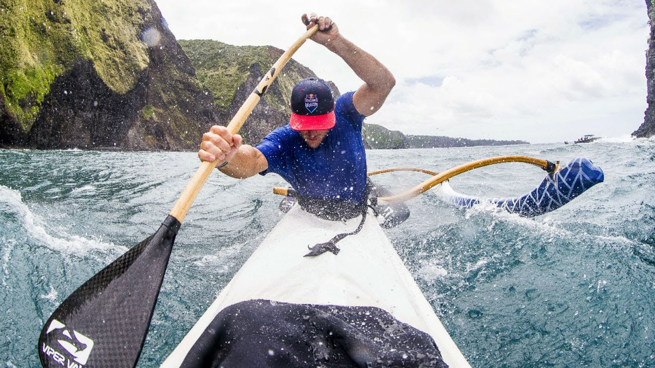 Red Bull Wa'a Takes Outrigger Canoe Paddling by Storm