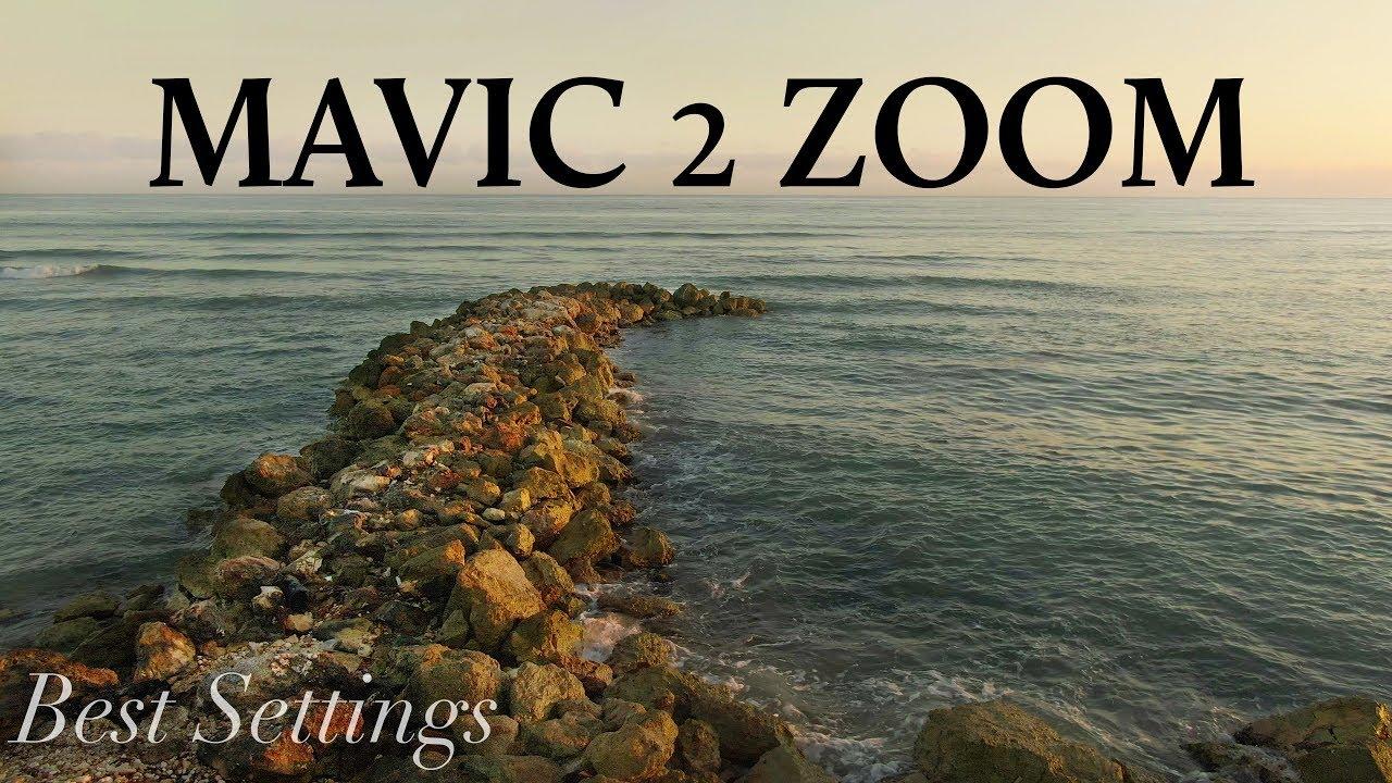 DJI Mavic 2 Zoom - Review and Best Settings - Film Poets