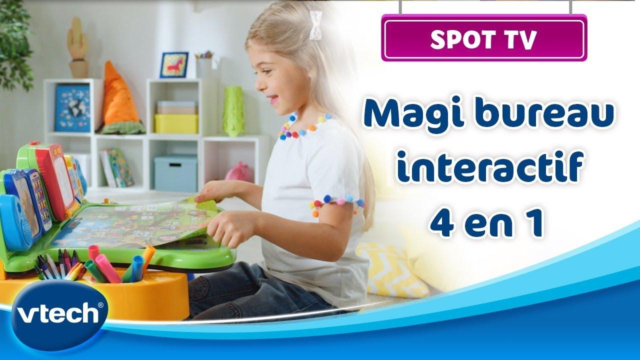 Magi Bureau 4 En 1 Le Premier Bureau Des Enfants Vtech