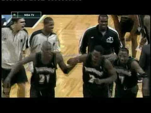 NBA JOURNEY. Документальный фильм про Кевина Гарнетта на русском (2 часть)