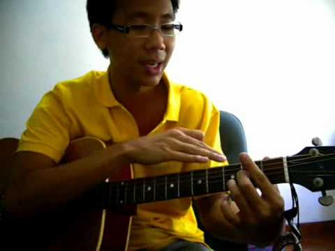 Glory To The King Instructional - HIllsong (Daniel Choo)