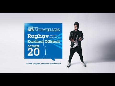 ATB Storytellers featuring Raghav