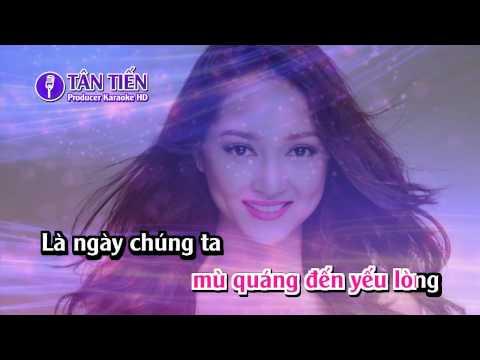[ Karaoke HD ] Trái Tim Em Cũng Biết Đau