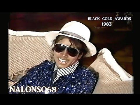 Michael Jackson - Black Gold Awards 1983 (ENHANCED)