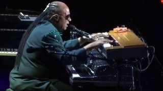 """Stevie Wonder """"All Day Sucker"""" Chicago, IL 11-15-2014"""