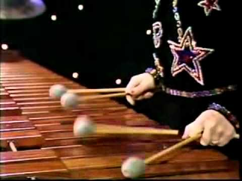 Evelyn Glennie & Midge Ure  - Do They Know Its Christmas. Going Live 1991