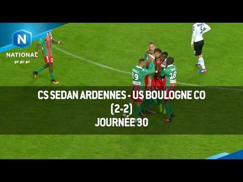 J30 : CS Sedan Ardennes : US Boulogne CO (2-2), le résumé