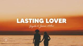Sigala & James Arthur - Lasting Lover (Lyrics)