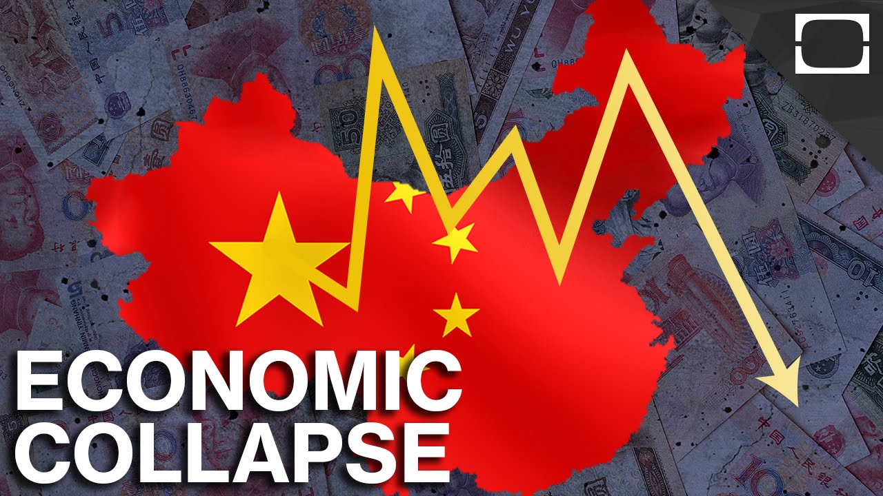 Image result for chinese economy collapse