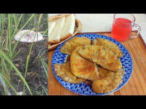 Грибы рыжики в кляре рецепт с фото