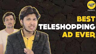 Best Teleshopping Ad Ever | Hasley India