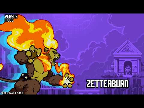 Genesis 4 - Cake Assault Vs. Ralph - Losers Quarters - Rivals of Aether
