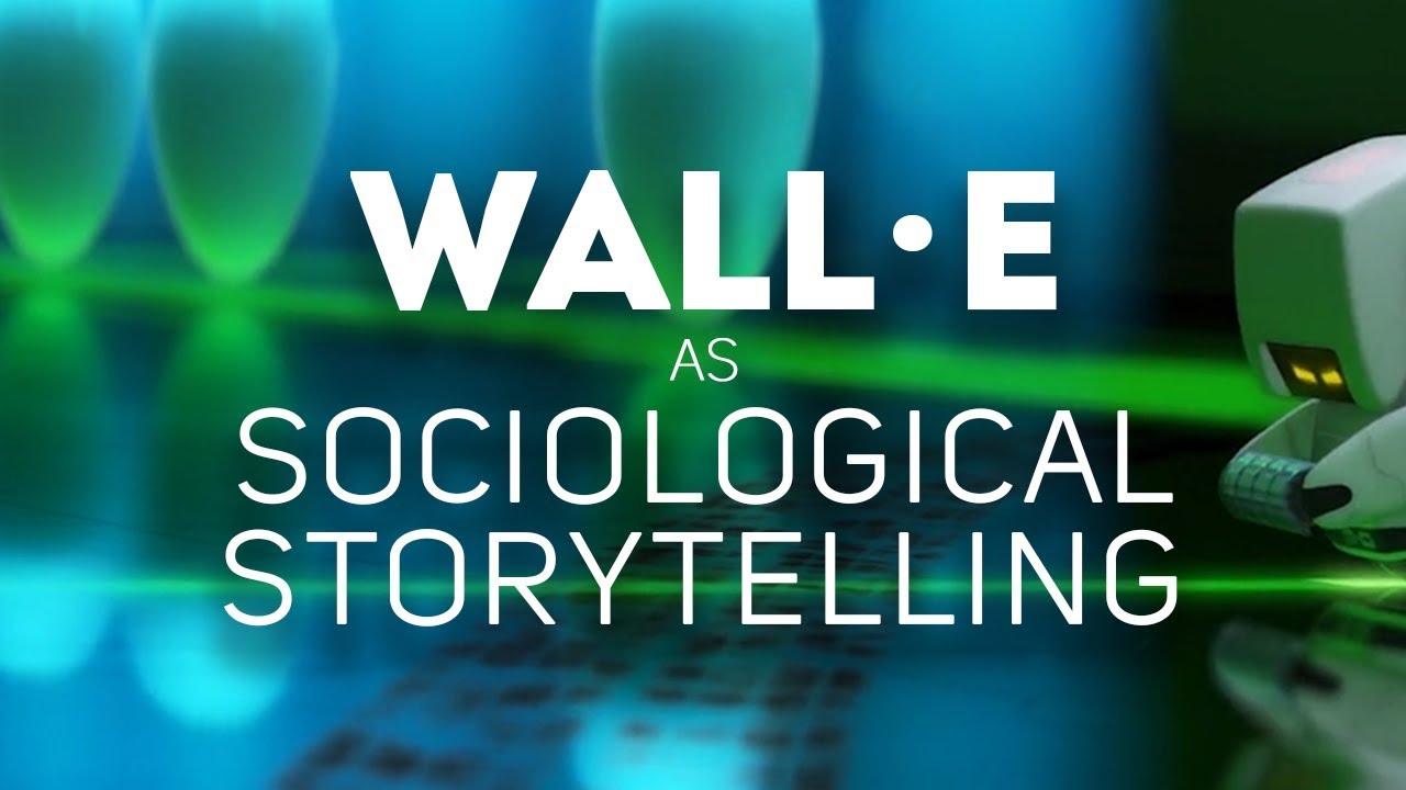 wall e technology essay