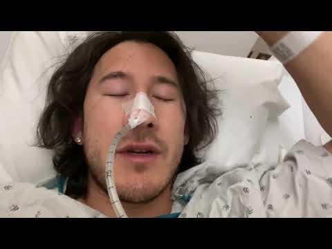 I had to go to the hospital... again.
