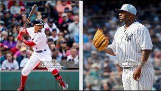 Boston Red Sox vs New York Yankees Highlights || June 29, 2018