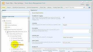 Overview of Taxonomies in SharePoint 2010