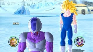 Dragon Ball Raging Blast 2 Gameplay Del Suscritptor 2