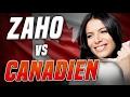Capture de la vidéo Zaho Piège Un Canadien Archi Drôle 😂🇨🇦 - Marion Et Anne-So