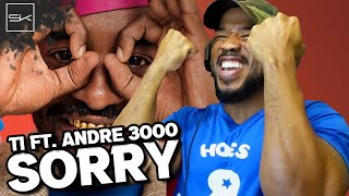 """Download ANDRE 3000 IS IN MY TOP 5 DOA, HE STOLE THE WHOLE SHOW ON TI'S SONG - """"SORRY"""""""