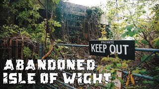 abandoned places isle of wight