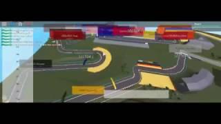 Roblox Formule 1 (course 1/10)