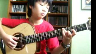 8-7-2010!! Kiss From The Rose !! bai guitar send cho Ly heo.flv