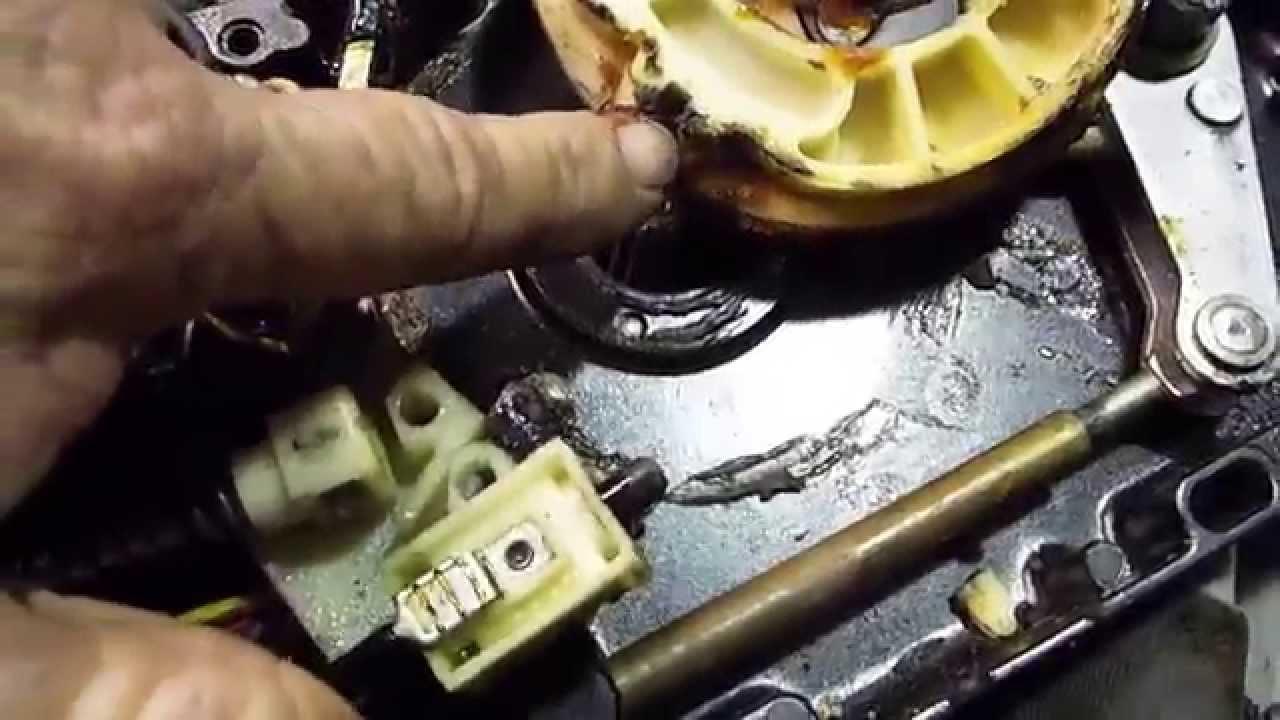Yamaha 90hp Outboard Wiring Diagram Lighting Uk Control Box 12 23 14 - Youtube