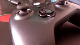 Manette Xbox one qui fume