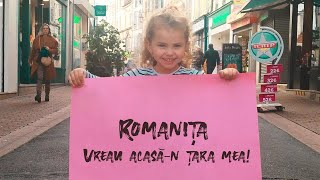 Romanita - Vreau acasa-n tara mea! (Original Radio Edit)