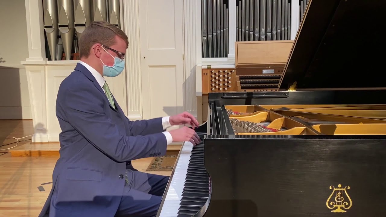 Henry Banta Chopin Ballade #1