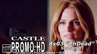 "Castle 8x03 Promo  Castle Season 8 Episode 3 Promo ""PhDead"""